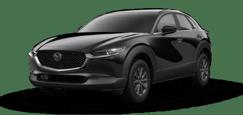 Black 2020 Mazda CX-30