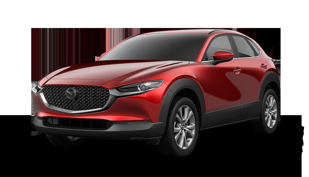New 2020 Mazda CX-30 4DR SUV PREF AWD
