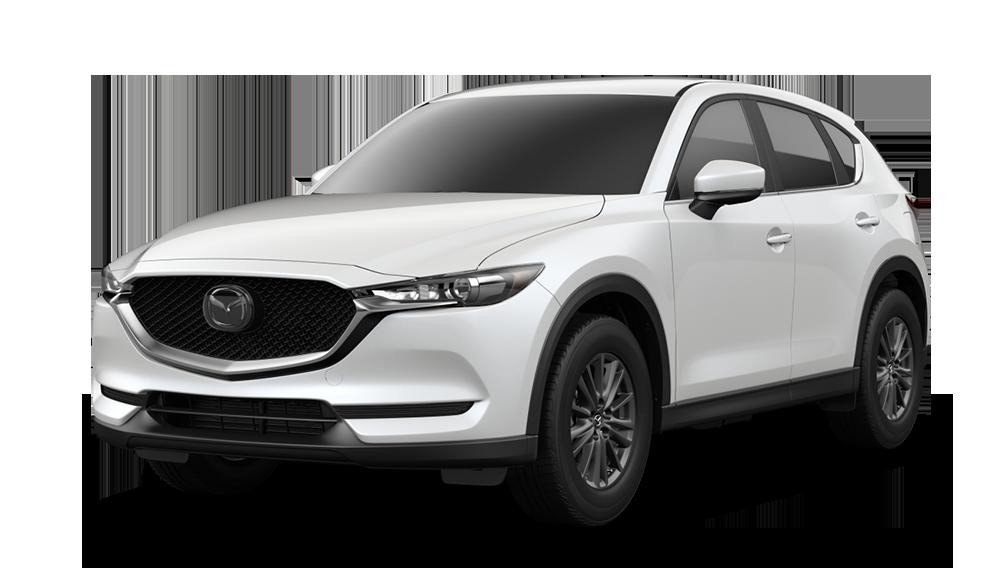 2020 Mazda CX-5 Sport 4D Sport Utility