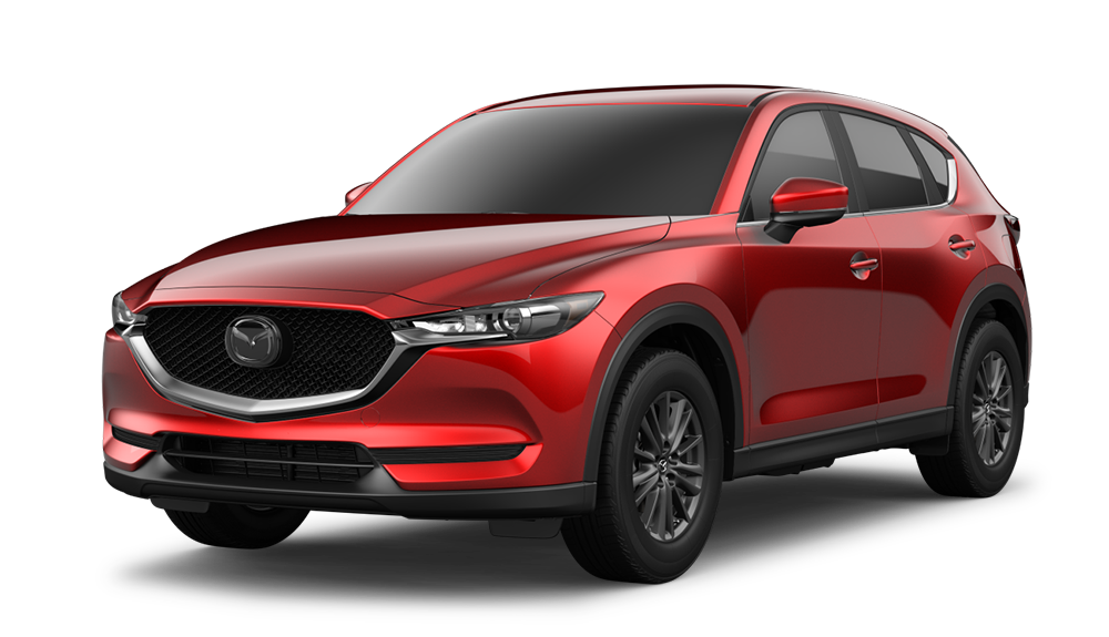 New 2020 Mazda CX-5 4DR FWD SPORT AT