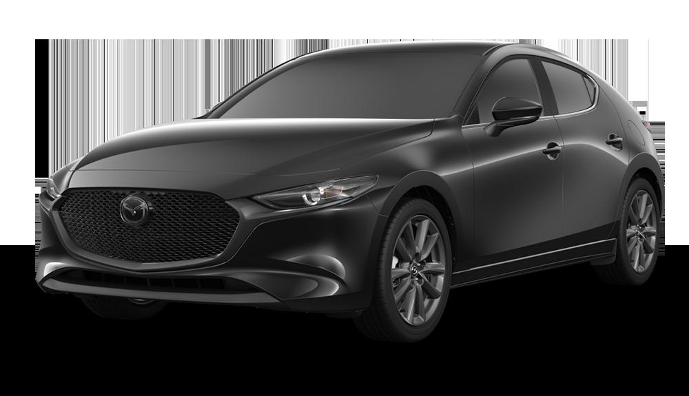 New 2020 Mazda3 Base Base