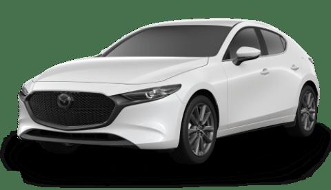2020 Mazda 3掀背车