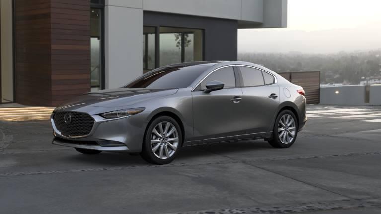2020 Mazda 3 Sedan Pictures Videos Mazda Usa