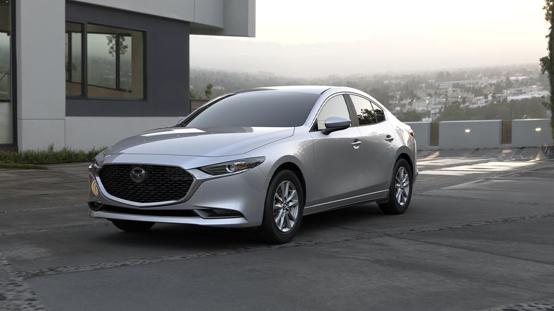 2020 Mazda 3 Sedan Premium Awd Compact Car Mazda Usa