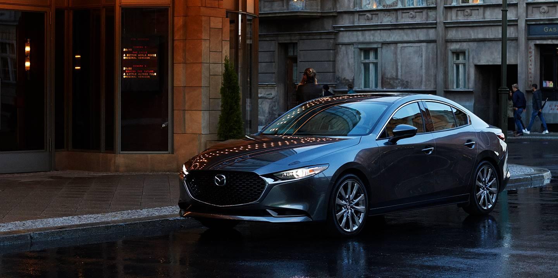 2020 Mazda3 Sedan Mazda Dealership In Ellisville Mo Bommarito Mazda West County