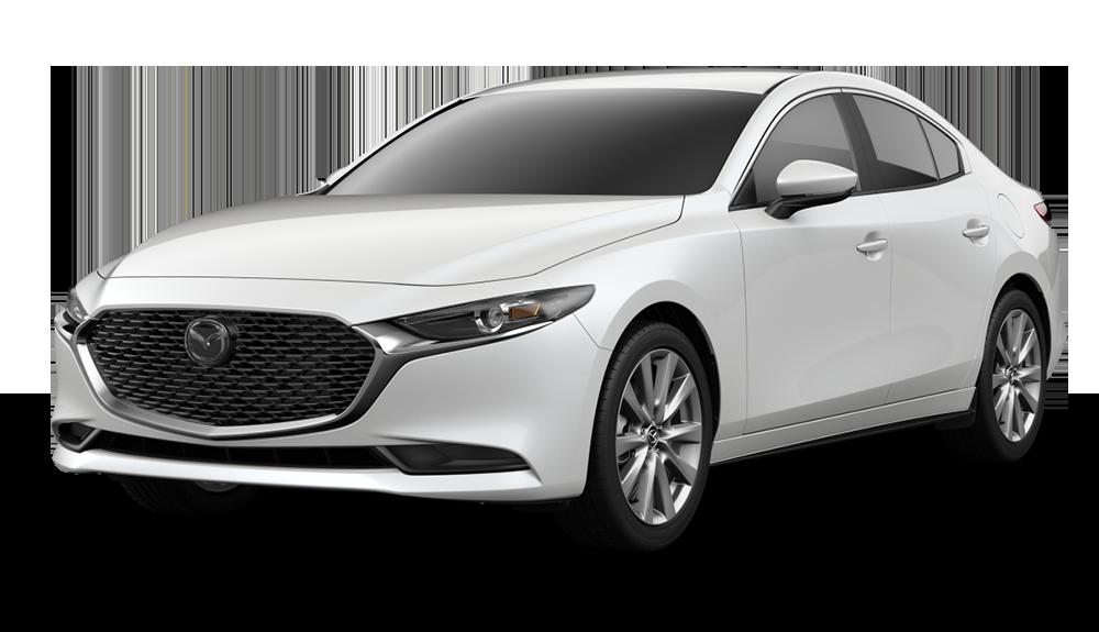 New 2020 Mazda3 Preferred Base