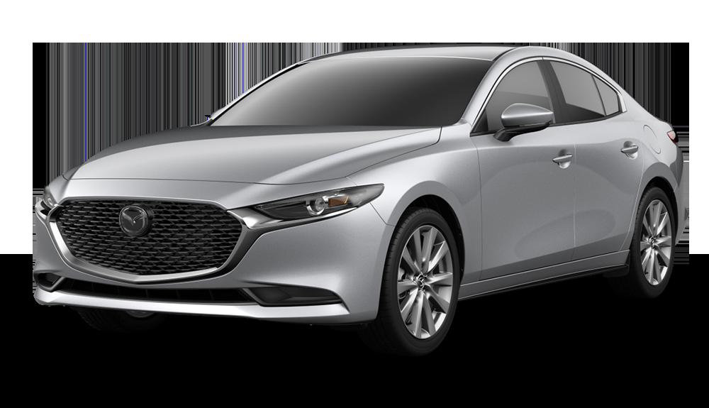 2020 Mazda Mazda3 Preferred Base 4D Sedan