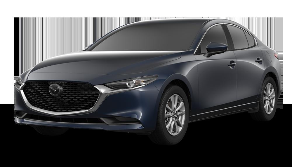 New 2020 Mazda3 Sedan Base