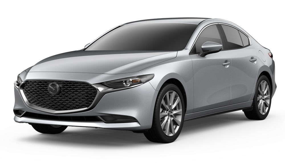 New 2020 Mazda3 Select Package AWD