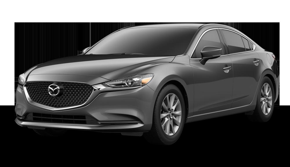 New 2020 Mazda6 4DR SDN SPT AT