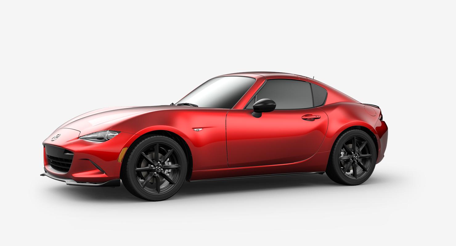 2020 Mazda Miata Speed Test