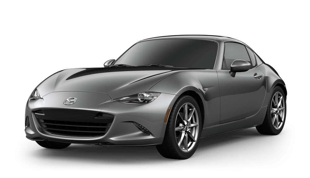 2020 Mazda Miata RF Grand Touring 2D Convertible