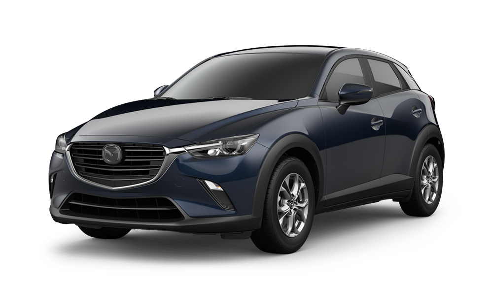 New 2021 Mazda CX-3 Sport AWD