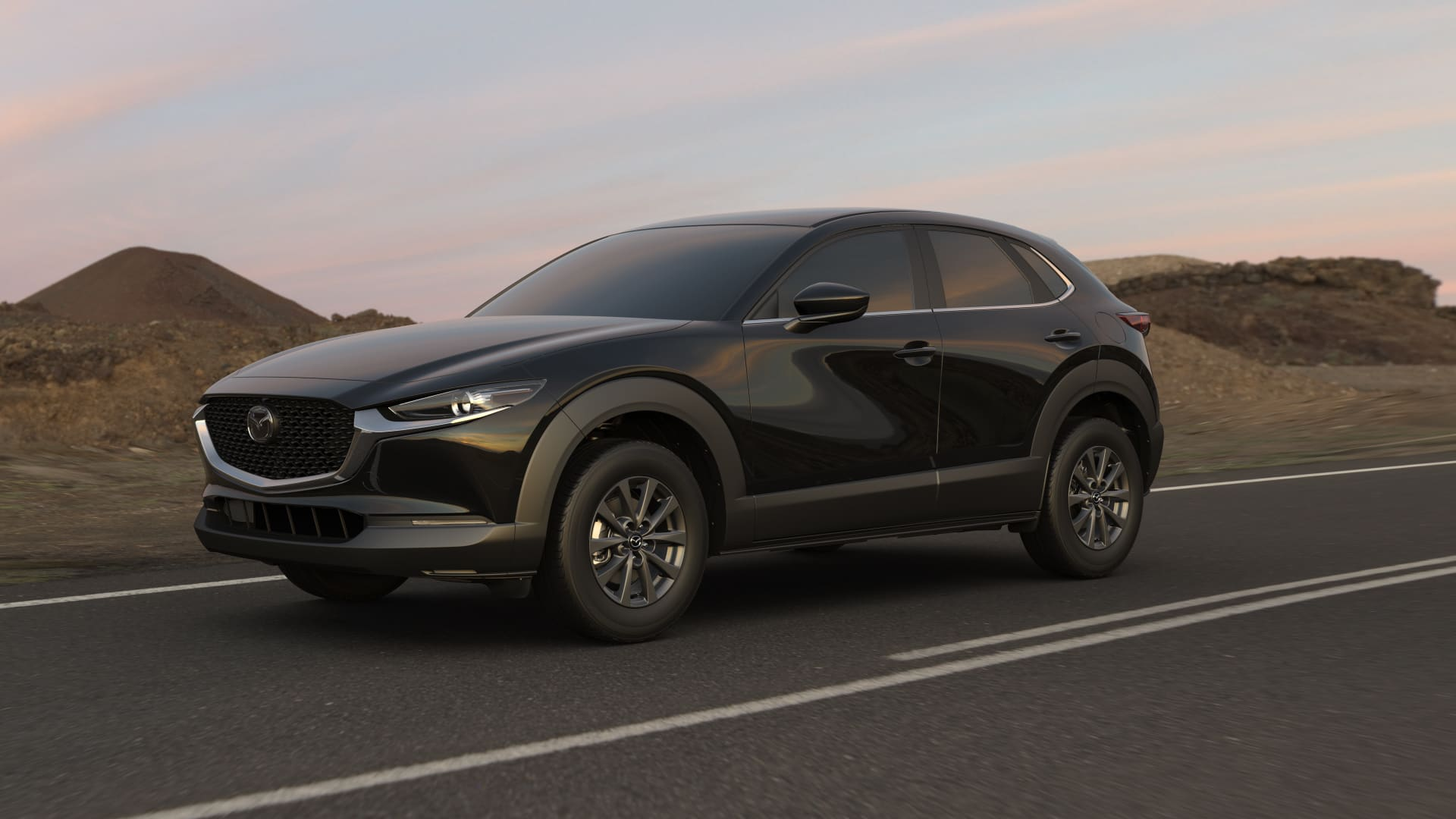 2021 Mazda Cx 30 Crossover Suv Mazda Usa