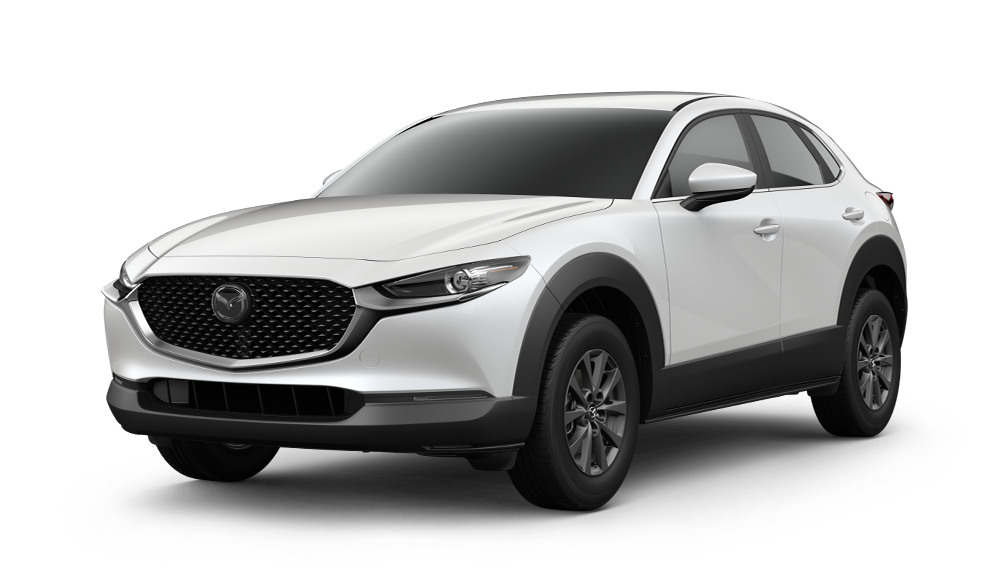 New 2021 Mazda CX-30 4DR FWD
