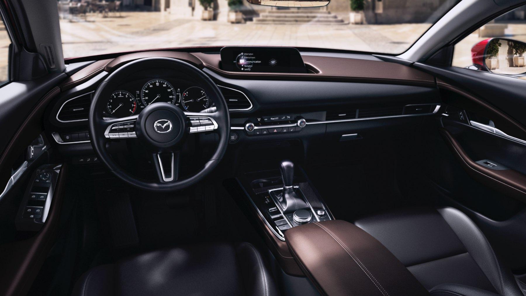 2021 Mazda CX-30 - Crossover SUV   Mazda USA