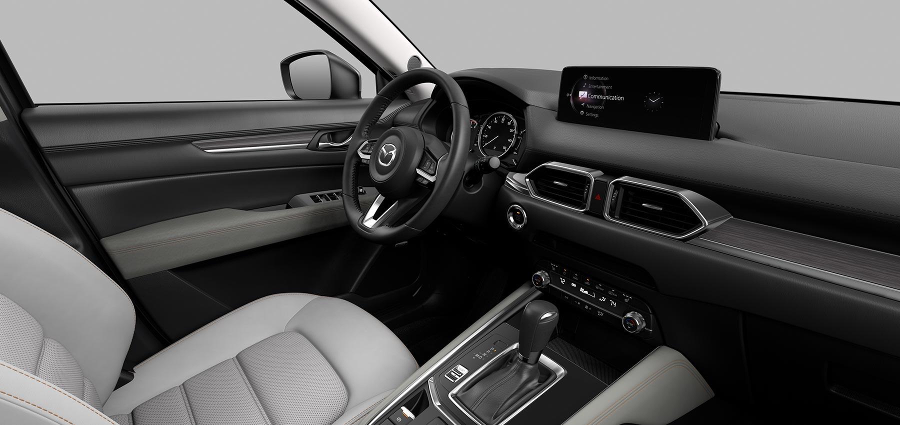 New 2021 Mazda CX-5 CX-5 Sport Utility in White Bear Lake ...