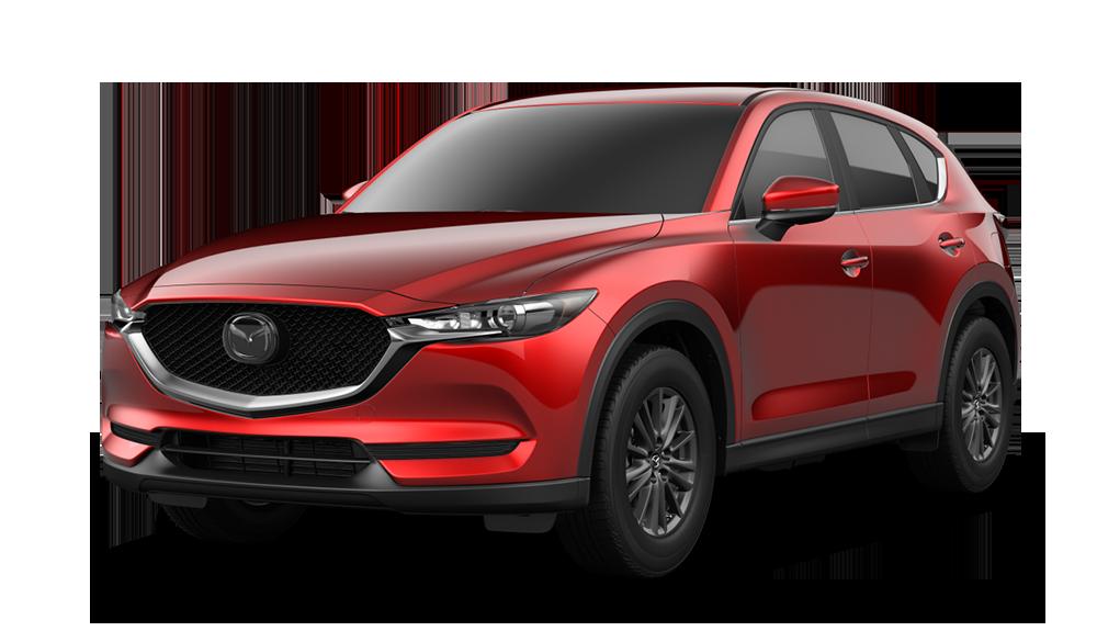 New 2021 Mazda CX-5 Sport AWD