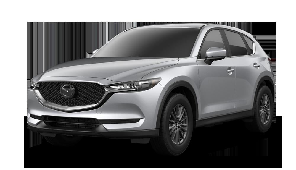New 2021 Mazda CX-5 Touring FWD