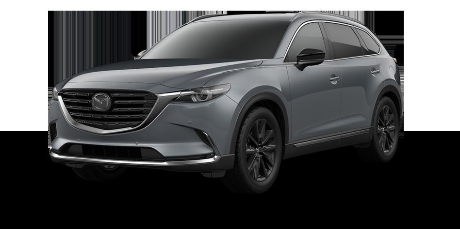 New 2021 MAZDA CX-9 Carbon Edition FWD