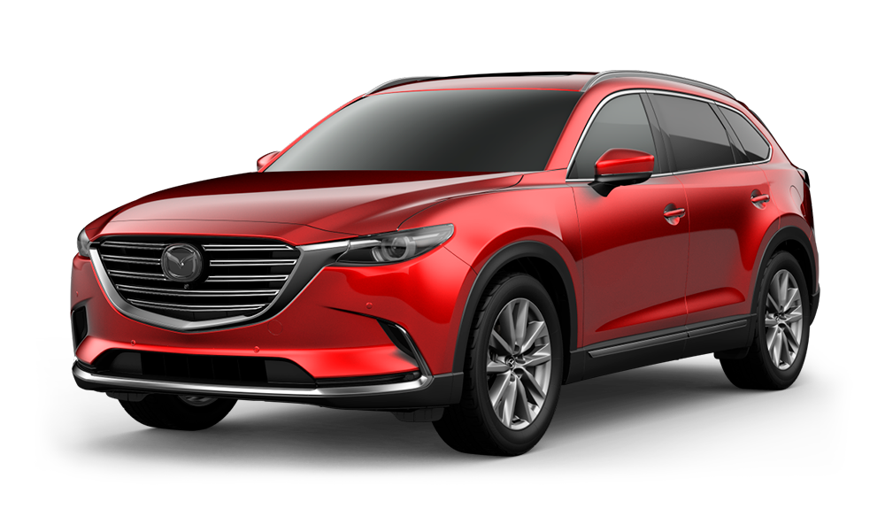 New 2021 Mazda CX-9 Grand Touring AWD