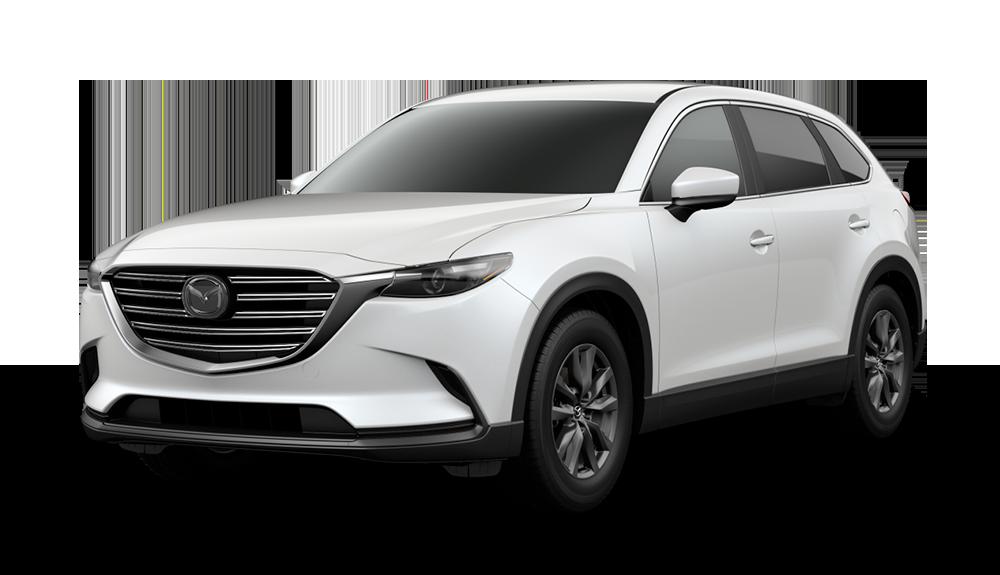 New 2021 MAZDA CX-9 Sport FWD