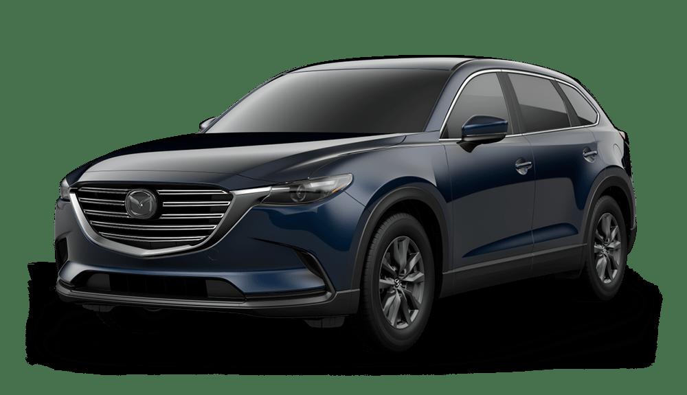 New 2021 Mazda CX-9 Sport FWD 4D Sport Utility