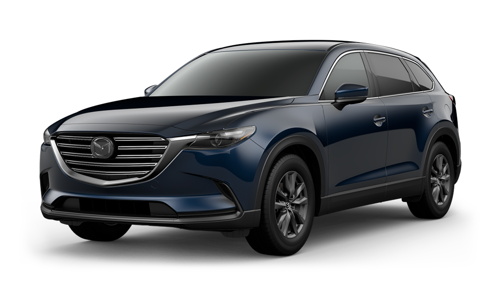 New 2021 Mazda CX-9 Touring FWD