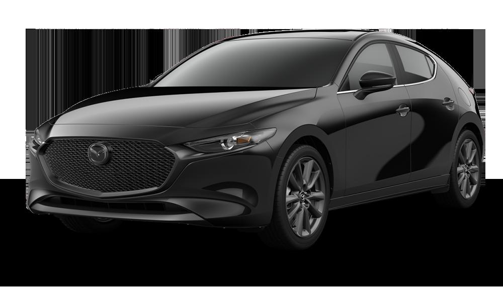 New 2021 Mazda3 Preferred