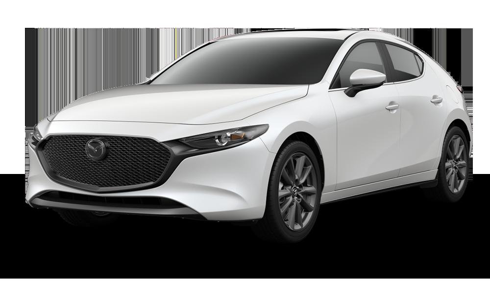 New 2021 Mazda3 Preferred Package