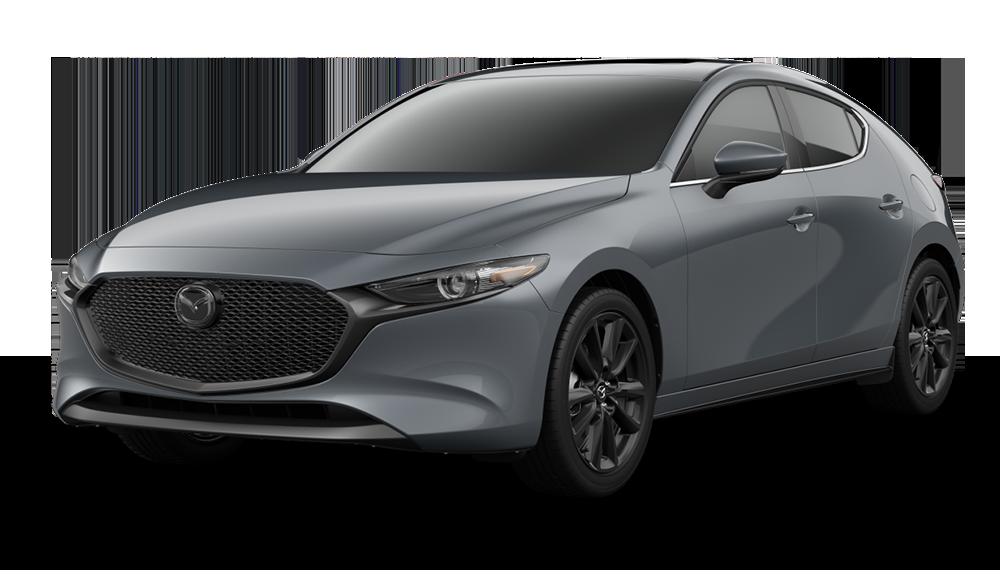 New 2021 Mazda3 Hatchback Premium Auto FWD