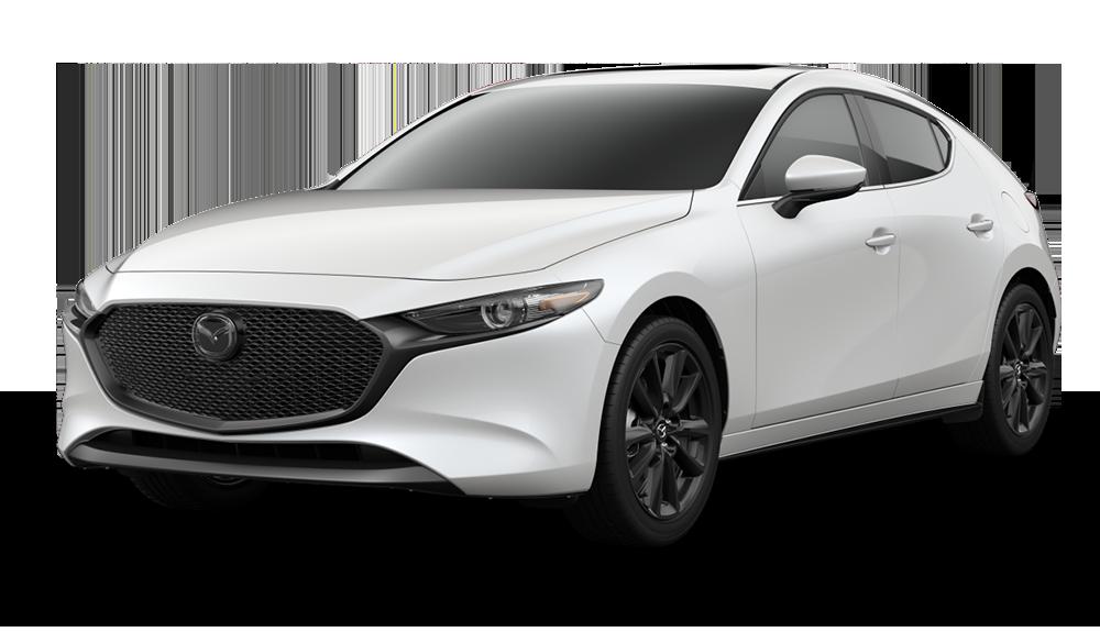 New 2021 MAZDA Mazda3 Hatchback