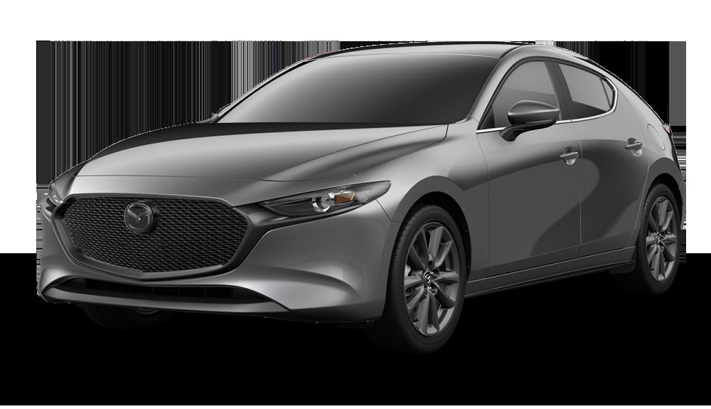 New 2021 Mazda3 Hatchback Select
