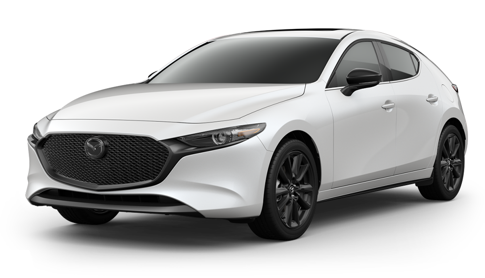 New 2021 Mazda3 Hatchback SELECT FWD