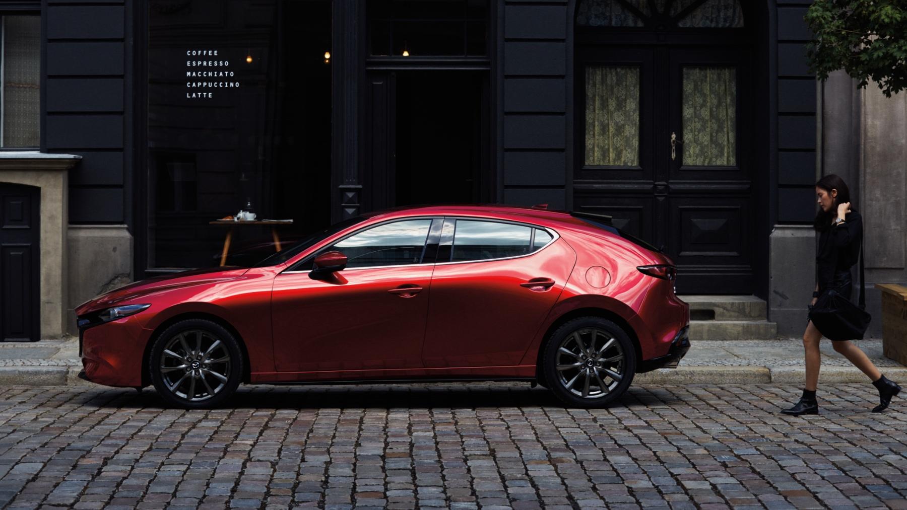 2021 mazda 3 hatchback - premium awd compact car | mazda usa