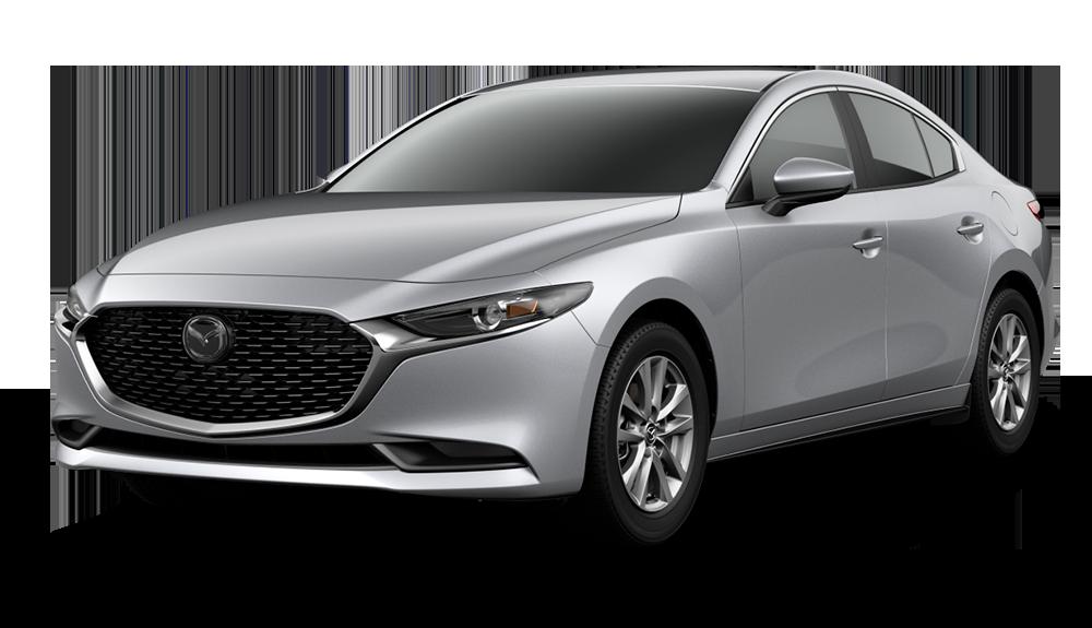 New 2021 Mazda3 2.0
