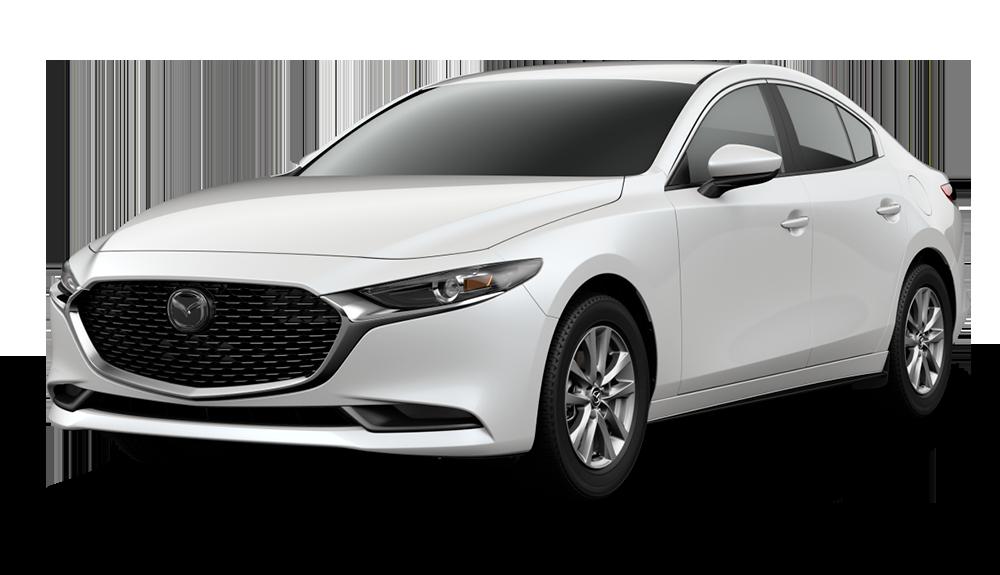 New 2021 Mazda3 2.5 S