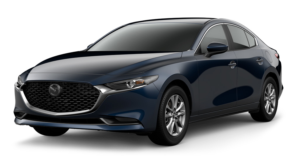 New 2021 Mazda3 4Dr Fwd 2.5S