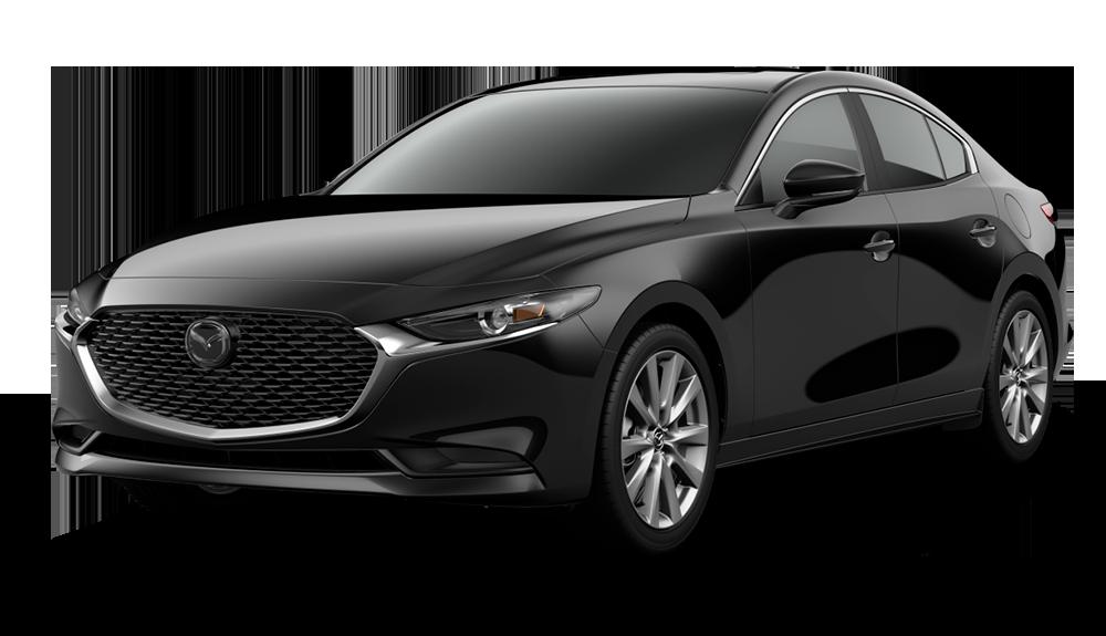 New 2021 Mazda3 Preferred FWD