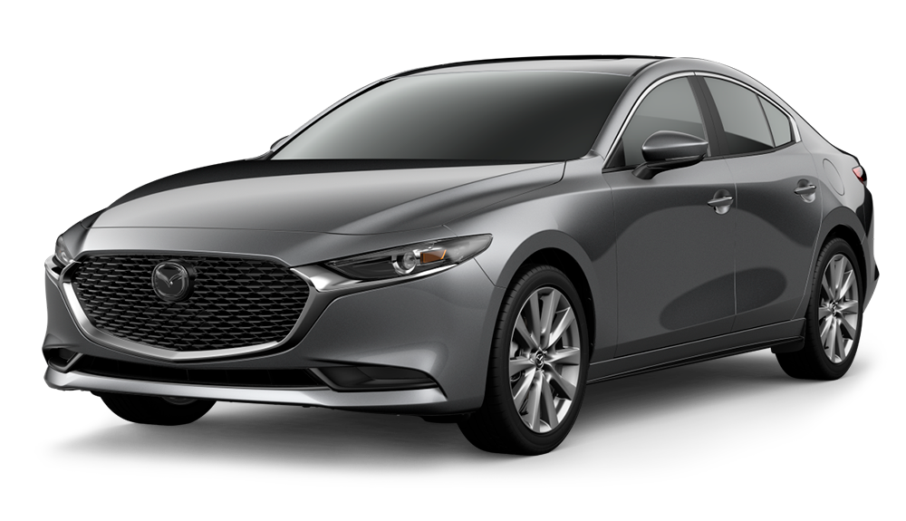 New 2021 MAZDA Mazda3 Sedan