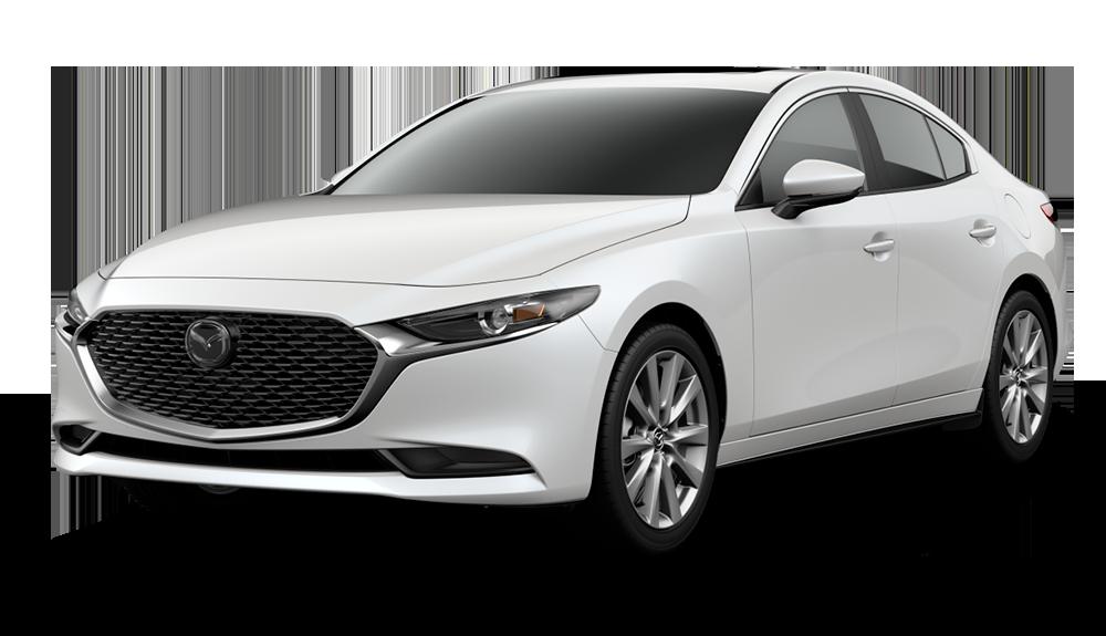 New 2021 Mazda3 Preferred AWD