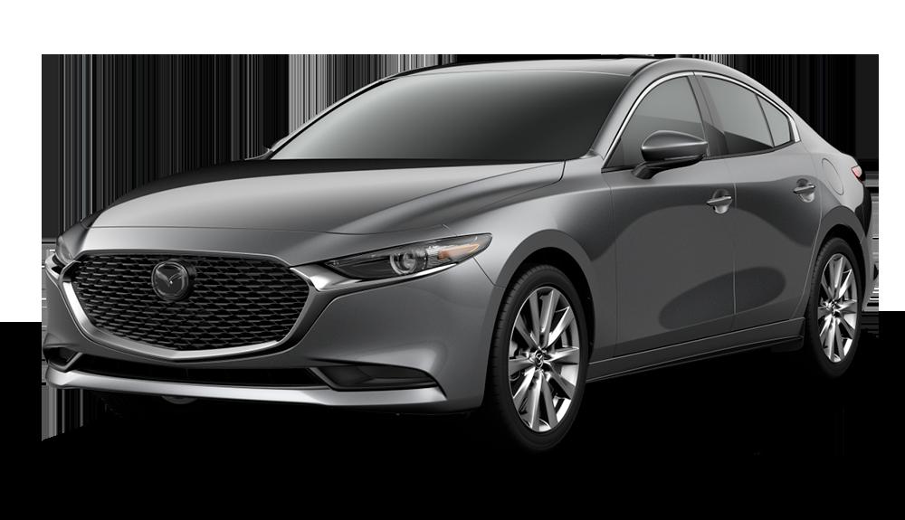 New 2021 Mazda3 Premium FWD