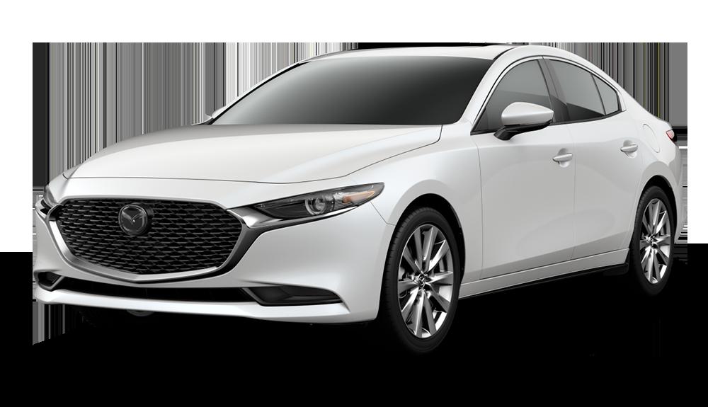 2021 Mazda Mazda3 Sedan 2.5 S w/Premium Package