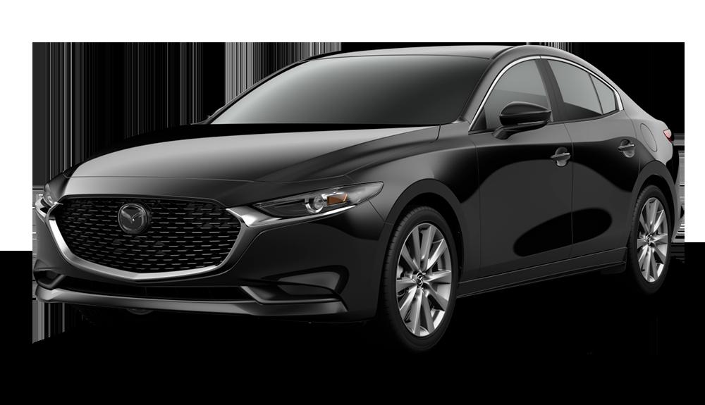 New 2021 Mazda3 Select Base