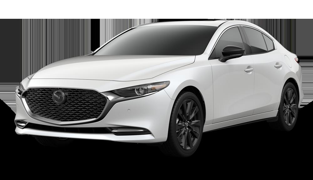 New 2021 Mazda3 Sedan 4Dr Awd Prem Plus