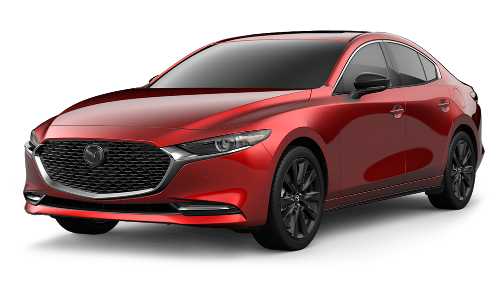 New 2021 Mazda3 Premium Plus