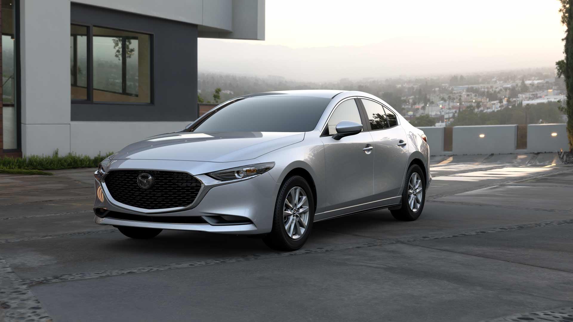 Mazda 2021 3: Sedan – Premium AWD - Auto compacto | Mazda USA