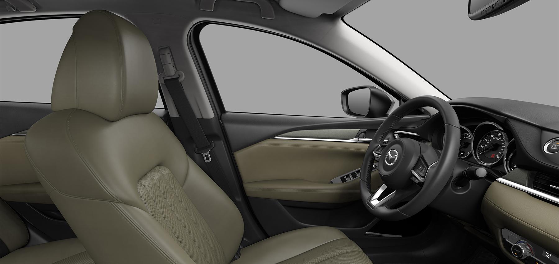 New 2021 Mazda6 Grand Touring