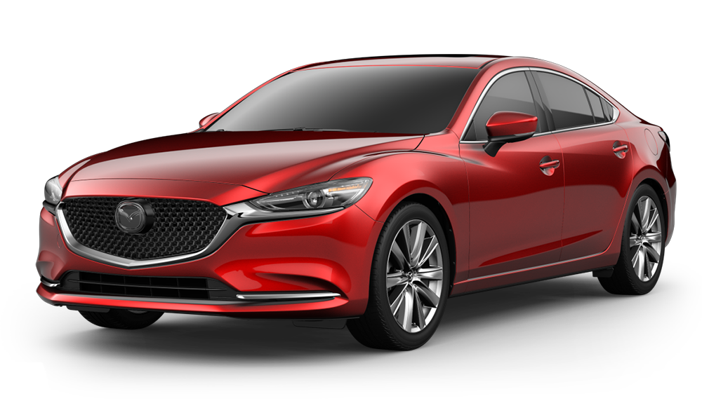New 2021 Mazda6 Grand Touring Reserve