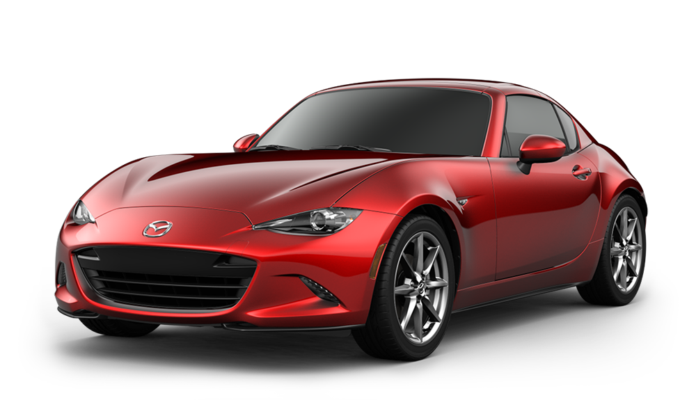 New 2021 Mazda MX-5 Miata RF 2Dr Conv Gt Mt